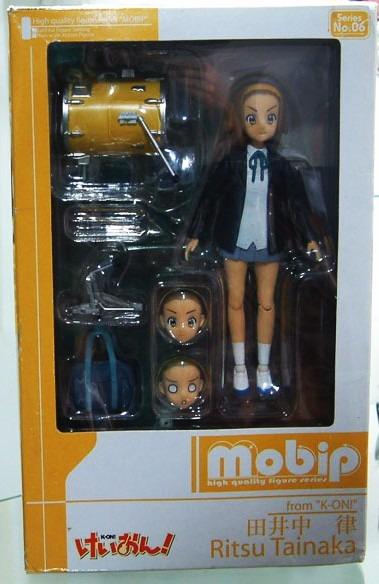 Ritsu Tainaka, Mobip High Quality Figure Series, K-ON!!, Mobip