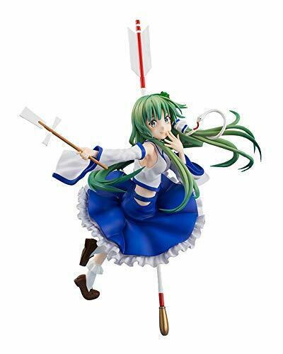 Kochiya Sanae, Premium Figure, SSS Super Special Series, Touhou Project, Furyu