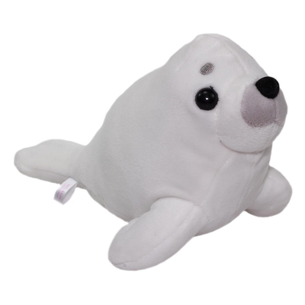 Aquarium Collection Plush Seal Plush Toy Super Soft Stuffed Animal White Azarashi