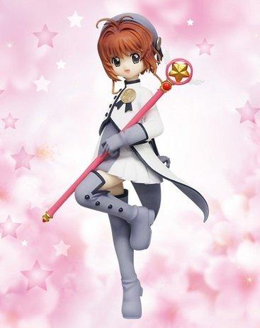 Sakura Kinomoto, Sakuracard Edition, Cardcaptor Sakura, Special Figure Series, Furyu