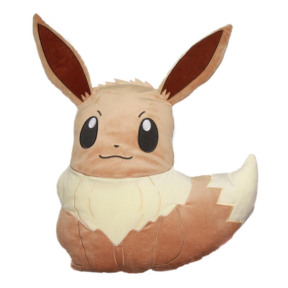 Pokemon Eevee Plush Pillow I Love Eevee 14 Inches Banpresto