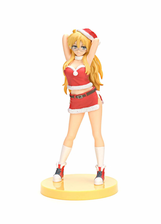 Ayame Shaga, Christmas Sega High Grade PVC Figure, Ben-To, Sega