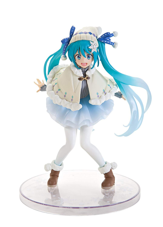 Hatsune Miku Figure, Winter Ver, Vocaloid, Taito