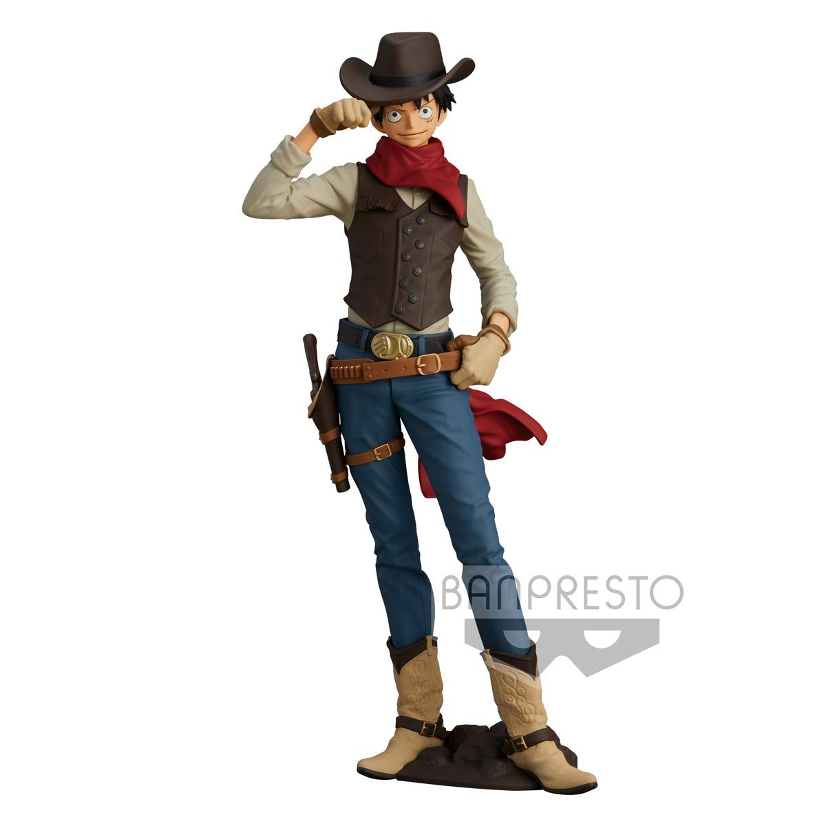 Monkey D. Luffy, Treasure Cruise World Journey Vol. 1, One Piece, Banpresto