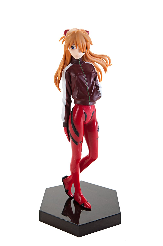 Asuka Langley Shikinami, Premium Figure Tracksuits Ver., Evangelion 3.0, You Can (Not) Redo, Sega
