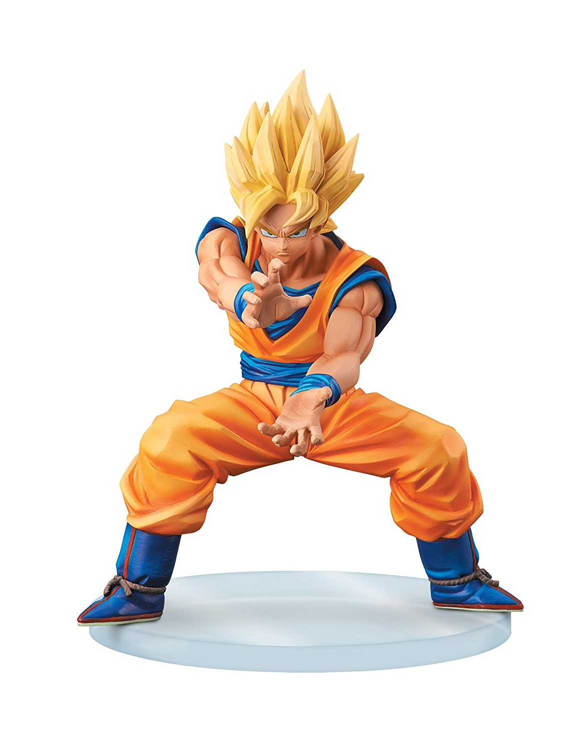 Banpresto Dragon Ball Z Super Saiyan Goku Dramatic Showcase Figure 1st Season Volume 2 Banpresto