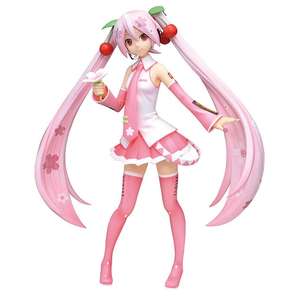 Hatsune Miku Cherry Blossoms Figure, Sakura Miku, Vocaloid, Sega