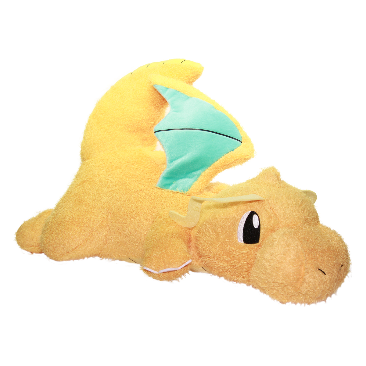 Pokemon Fuzzy Dragonite Plush Doll 18 Inches Bandai Spirits Banpresto