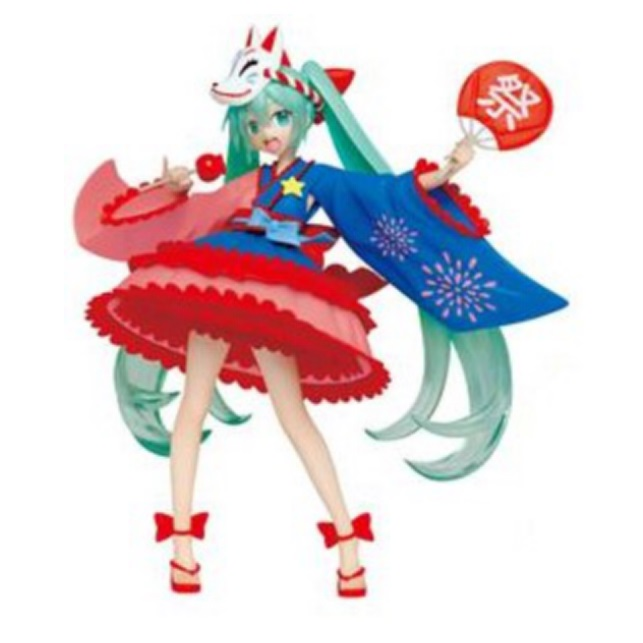 Hatsune Miku Figure, Special Color, 2nd Season Summer Ver, Vocaloid, Taito