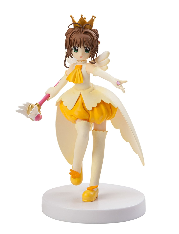 Sakura Kinomoto, Happy Crown, Cardcaptor Sakura, Special Figure Series, Furyu