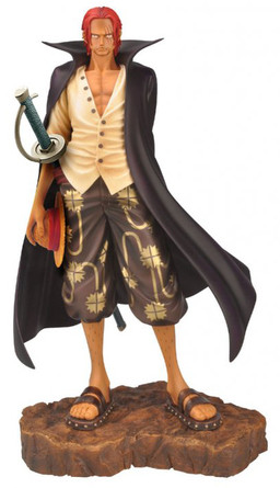 Akagami no Shanks, Final Battle, Ichiban Kuji, A Prize, One Piece, Banpresto