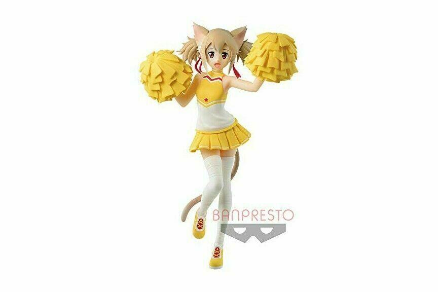 Silica, Ayano Keiko, Memory Defrag, Cheerleader, Sword Art Online, EXQ Figure Series, Banpresto