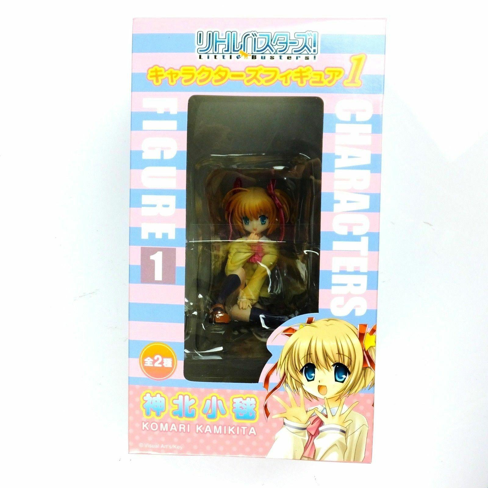 Komari Kamikita, Characters Figure 1, Little Busters!, Furyu