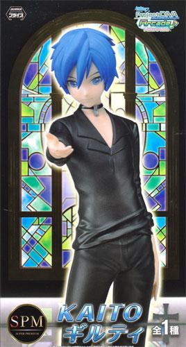 Kaito, Super Premium Figure, Vocaloid, Project Diva Arcade, Sega
