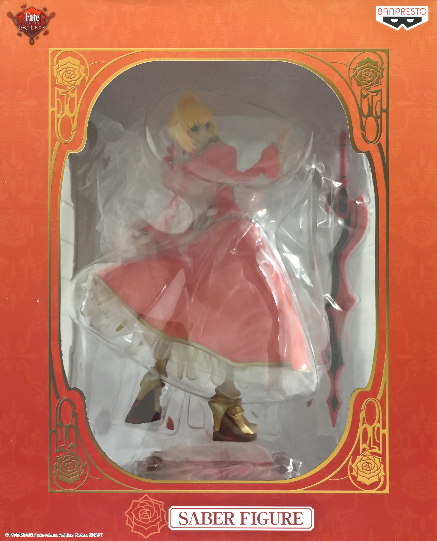 Red Saber (Altria Pendragon), Fate / Last Encore, Re-run, Banpresto