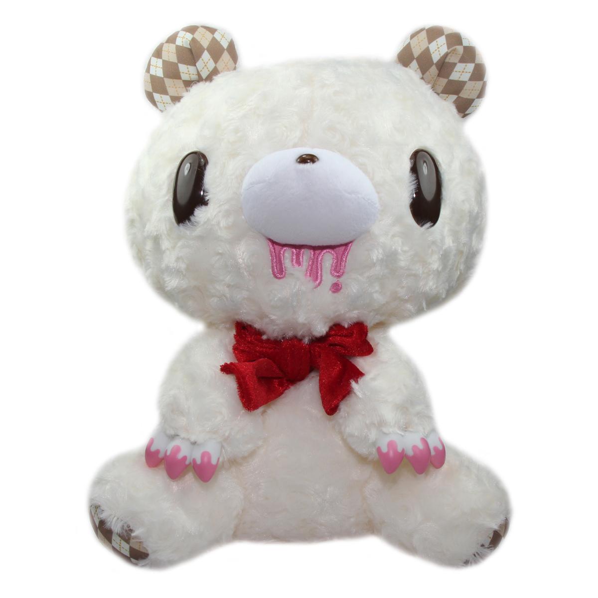 Taito Argyle Gloomy Bear Plush Doll Beige GP #519 12 Inches