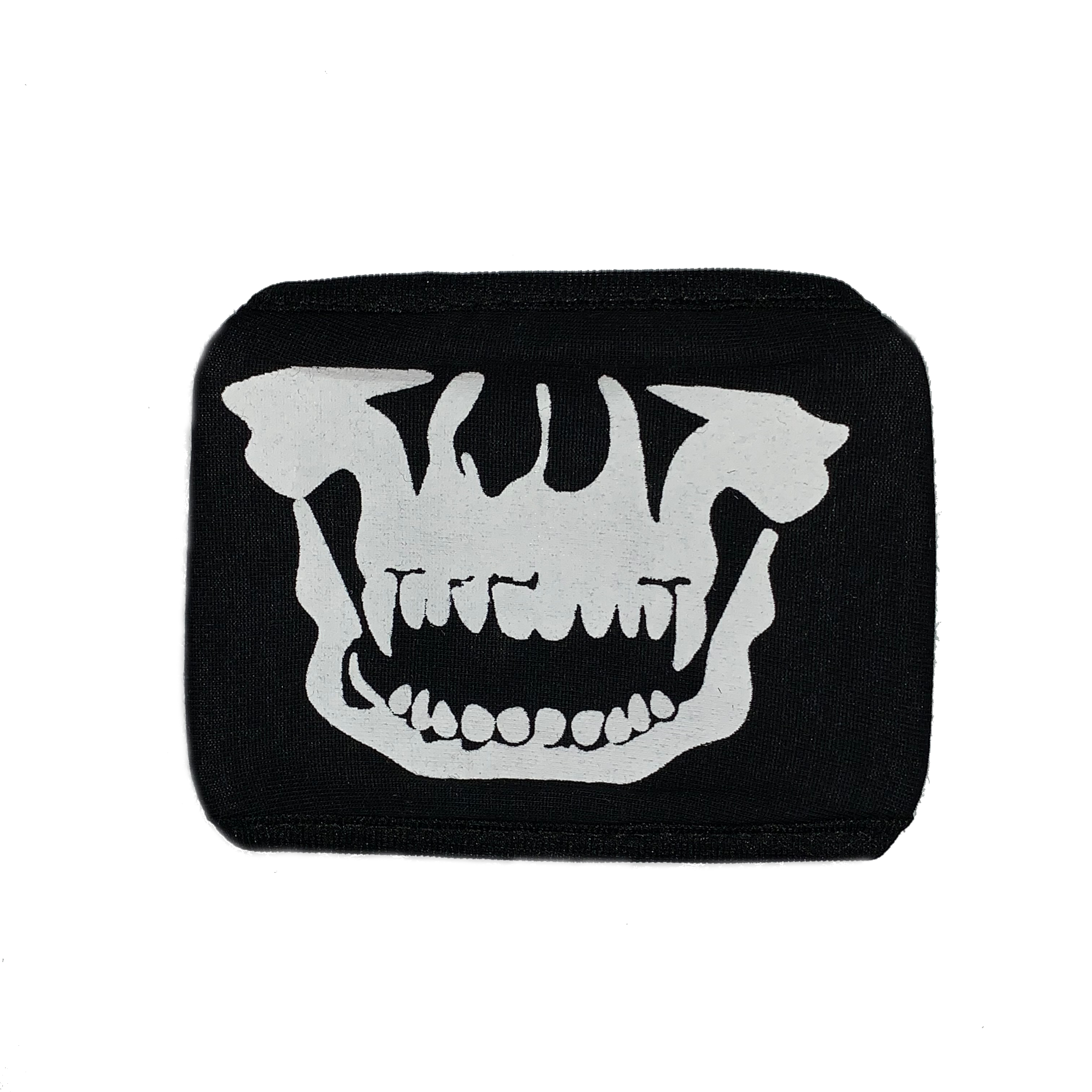 Cosplay Mask Face Mouth Mask Anime Skull Black One Size Fits Most