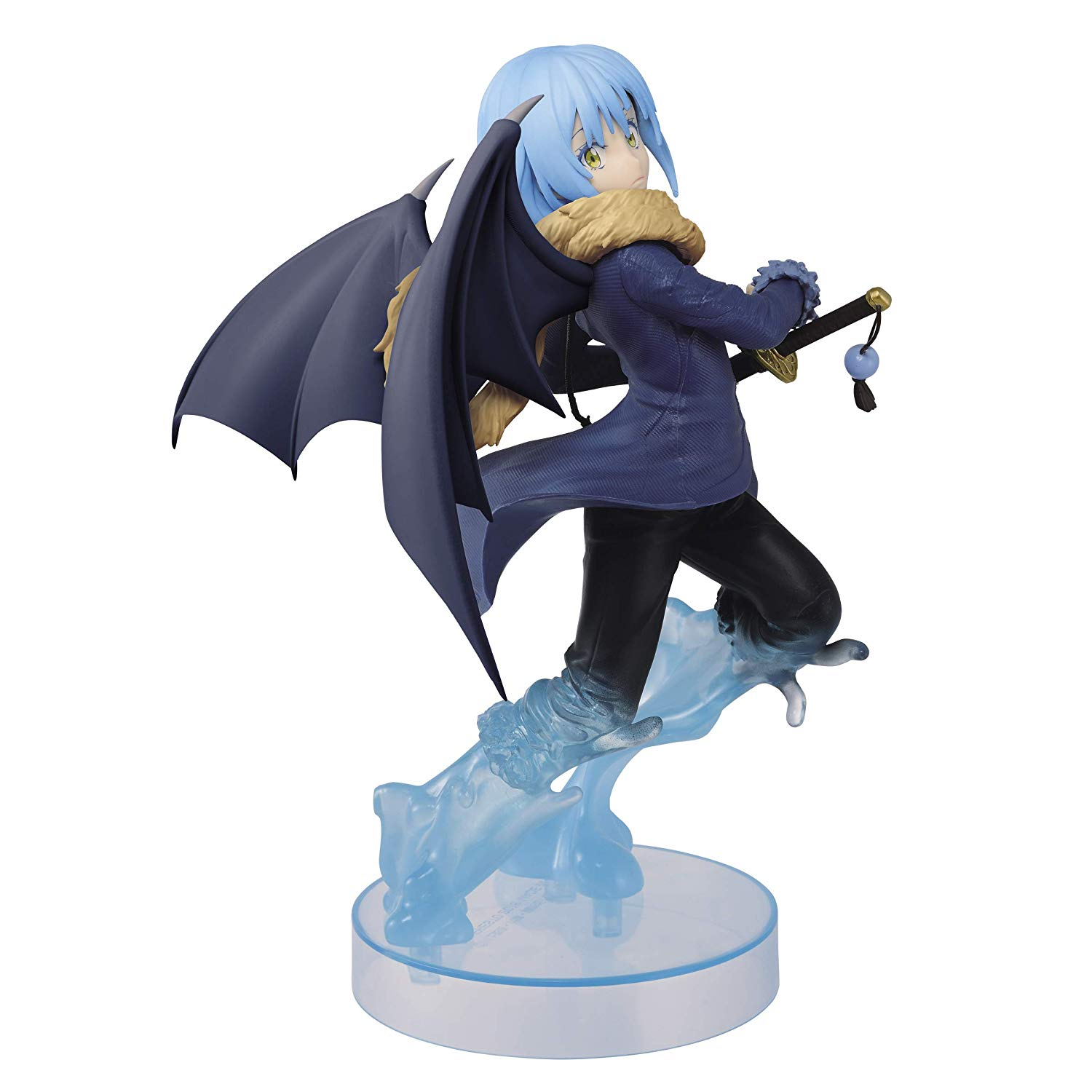 Rimuru Tempest Figure, EXQ Series, Wings Ver., That Time I Got Reincarnated as a Slime, Banpresto
