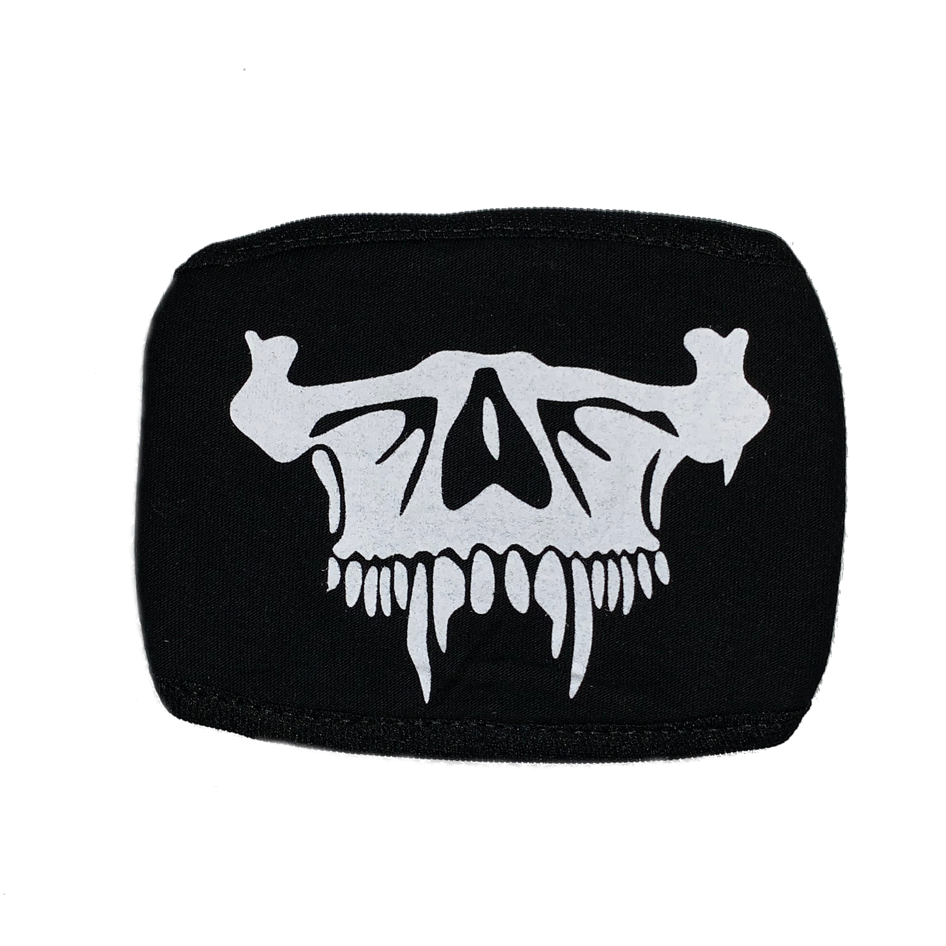 Cosplay Mask Face Mouth Mask Anime Vampire Skull Black One Size Fits Most