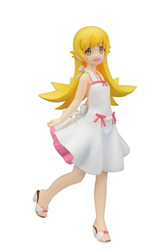 Oshino Shinobu, White Summer Dress, High Grade Figure, Bakemonogatari, Sega