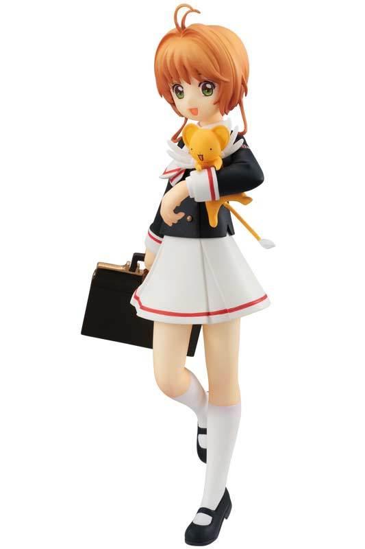 Sakura Kinomoto Figure, School Uniform, Cardcaptor Sakura, Furyu