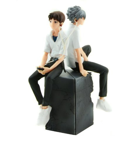 Shinji Ikari & Nagisa Kaworu, 2015 Figure, Evangelion 3.0, You Can (Not) Redo, Sega