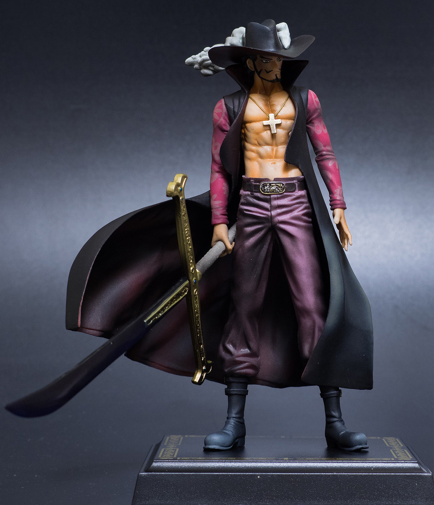 Dracule Mihawk, The Great Gallery, Ichiban Kuji, A Prize, One Piece, Banpresto