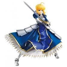 Saber, A Prize Figure, Ichiban Kuji, Fate / Zero Part 2, Banpresto
