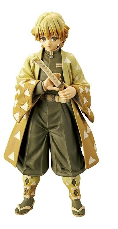 Zenitsu Agatsuma Figure, Demon Slayer, Kimetsu no Yaiba, Bandai Spirits, Banpresto