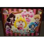 Petit Chara Land Ice Cream Party, Figure Set of 6, Sailor Moon, MegaHouse