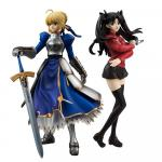 Saber & Rin Tohsaka, Unlimited Blade Works, Fate / Stay Night, Bandai