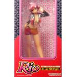 Rio Rollins Tachibana, Red Dealer Costume, Tecmo Online Shop Limited Ver., 1/7 Scale Figure, Rio, Orchid Seed