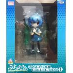 Ayanami Rei, Evangelion Petit Eva: Evangelion@School, @School Collection 1, Banpresto