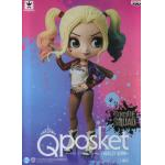 Harley Quinn, Qposket Figure, Normal Color Version, Suicide Squad, Banpresto