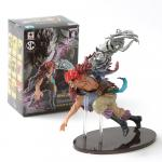 Eustass Captain Kid, One Piece, SCultures Big Figure Colosseum Ura Zokeio Chojo Kessen 4 Vol. 6, Banpresto