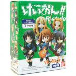 Bandai K-on!! R-style Trading Figure Random Blind Box #1