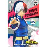 Shoto Todoroki, DXF Figure No.3, My Hero Academia, Banpresto