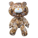 Taito Textillic Gloomy Bear Plush Doll Orange Brown GP #523 17 Inches