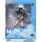 Mio Akiyama, 1/8 Scale Pre-Painted Figure, Ho-Kago Tea Time, K-ON!!, Alter