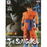 Son Goku Figure, Master Stars Piece, Dragon Ball, Banpresto
