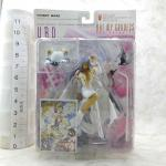 Urd, Action Figure Part 3. New Costume Blue Ver., White Dress, White Cape, Ah! My Goddess, Ah, Megami-sama, Hobby Base