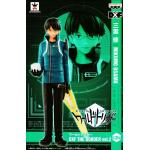 Mikumo Osamu, DXF The Border vol. 2, World Trigger, Banpresto