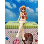 Asuna Yuuki, Red Bikini, Noodle Stopper Figure, Sword Art Online, Banpresto