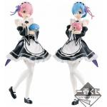 Rem & Ram, A Prize Figure, Happy Birthday, Re:Zero - Starting Life in Another World, Ichiban Kuji, Banpresto
