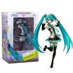 Hatsune Miku, Double Peace Sign, Premium Figure, Vocaloid, Project Diva - F 2nd, Sega