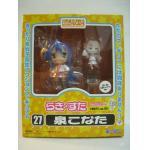 Izumi Konata, Nendoroid 27 Figure, Lucky Star, Good Smile Company