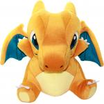 Charizard Plush Doll, Pokemon Sun & Moon, Plush, 10 Inches, Banpresto