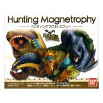 Monster Hunter Hunting Magnetrophy 1 Random Box Figure by Bandai