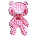 Taito Textillic IV Gloomy Bear Plush Doll Pink White GP #526 17 Inches