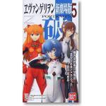 Bandai Evangelion Portraits Vol 5. Trading Figure Random Blind Box #1